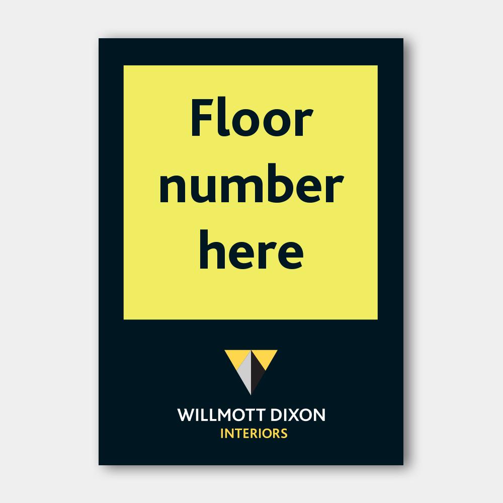 Floor Demarcation
